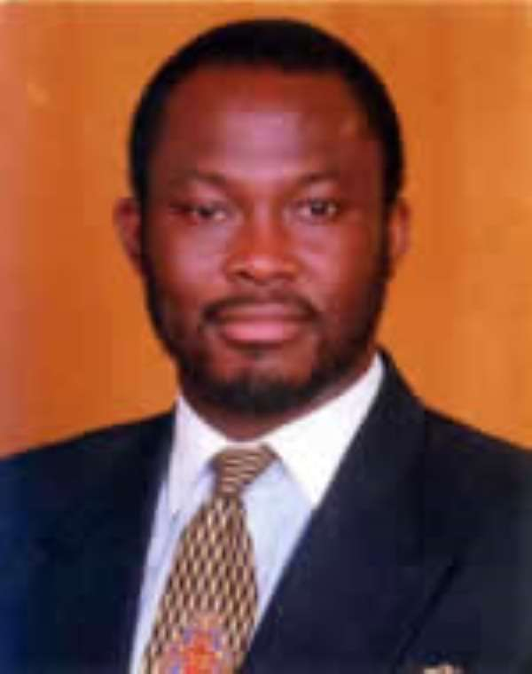 I will always be with the NDC - Spio-Garbrah